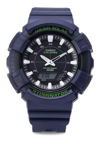 esprit hk storeCasio AD-S800WH-2AVDF 指針錶, 錶類, 其它錶帶