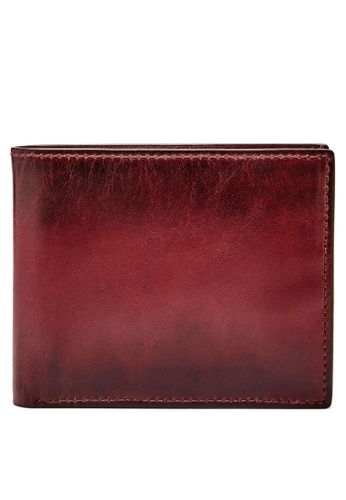 Fossil red Fossil Paul Rfid Red Wallet ML3891603 098C0ACAF1D950GS_1