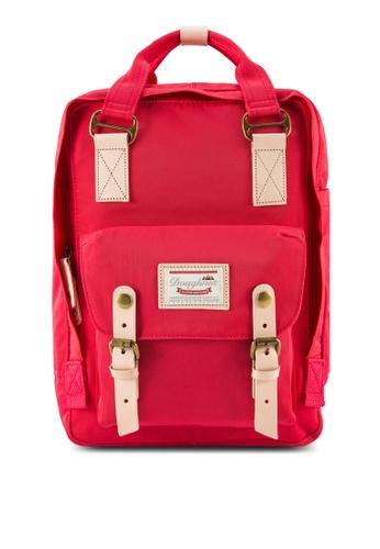 Doughnut red Macaroon Backpack DO545AC31YTGMY_1
