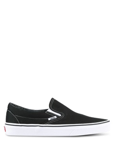 8d4ce51f01 VANS black Core Classic Slip-On VA142SH0S30MMY 1