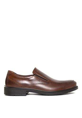 ECCO brown Inglewood Formal Shoes EC876SH77ODMPH_1