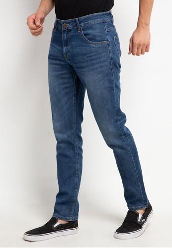 D&F blue Celana Jeans Coolmax Meiji 5013BAA321906CGS_1