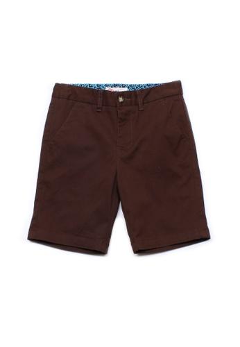Mini Moley brown Classic Boy's Shorts DD19AKA55041F5GS_1