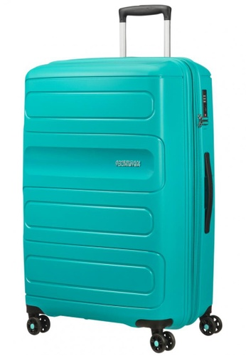American Tourister green American Tourister Sunside Spinner 77/28 Exp 58A1FAC92B72F6GS_1