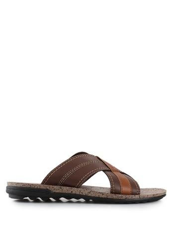 Watchout! Shoes brown Sandals Casual WA021SH90DJXID_1