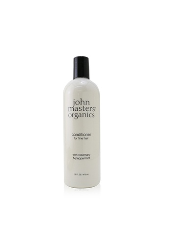 John Masters Organics JOHN MASTERS ORGANICS - Conditioner For Fine Hair with Rosemary & Peppermint 473ml/16oz 0FF2DBEDE4984EGS_1