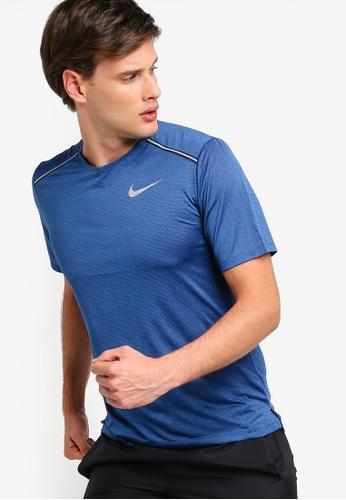 53028e32 Buy Nike Nike Dri-Fit Cool Miler Top Online | ZALORA Malaysia