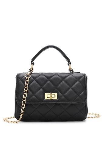 Volkswagen black Women's Hand Bag / Top Handle Bag F19D7AC31264A7GS_1