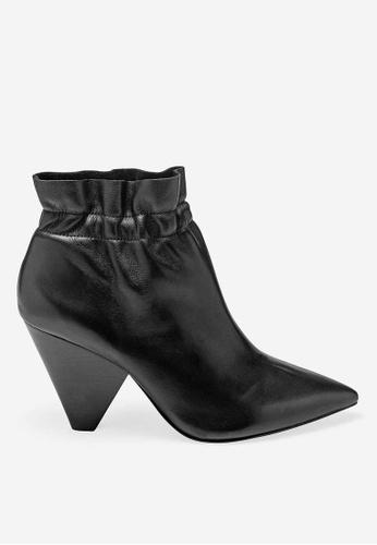 ASH black Dafne - Black Ankle Boots E3858SHB3806EEGS_1
