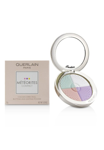 Guerlain GUERLAIN - Meteorites Compact Colour Correcting, Blotting And Lighting Powder - # 2 Clair/Light 8g/0.28oz 458FABE797620DGS_1