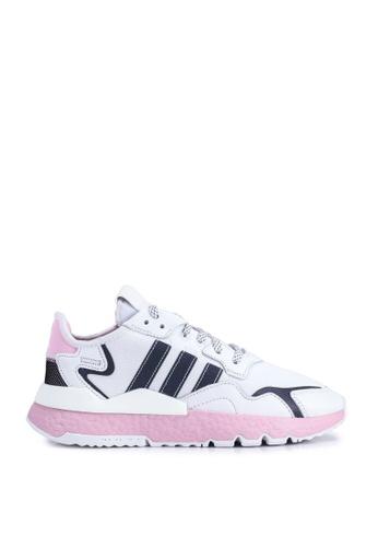 In tutto il mondo Semicerchio legatura  Buy ADIDAS adidas originals nite jogger w 2020 Online   ZALORA Singapore