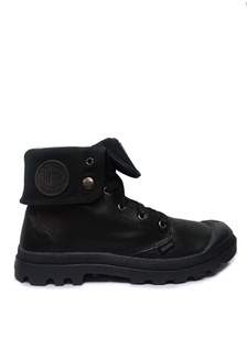 Baggy Leather Women s Boots A2192SH09291C8GS 1 Palladium ... 6afb34e360a