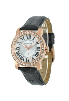 Emily Watch Plate With Paved Swarovski Bezel, 14wr-Emy017-Lsc