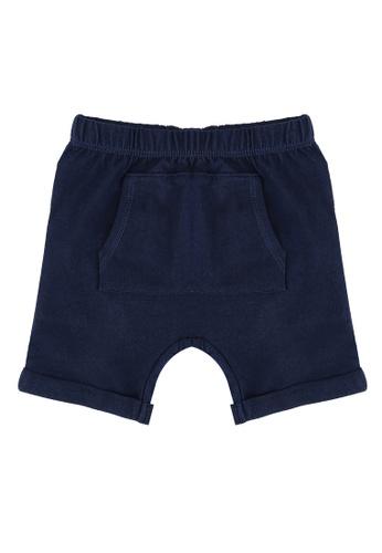 FOX Kids & Baby navy New Born Shorts 795D8KA46B5C28GS_1