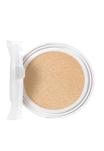 MAKE UP FOR EVER brown UV BRIGHT CUSHION FOUNDATION 2x15ML Y215 8651ABE84BDAA4GS_1