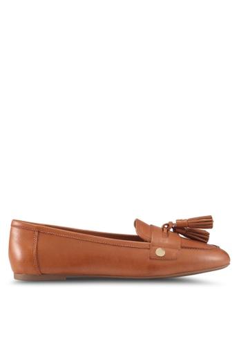 ALDO brown Yeliviel Loafers DDB72SH7B8F13DGS_1
