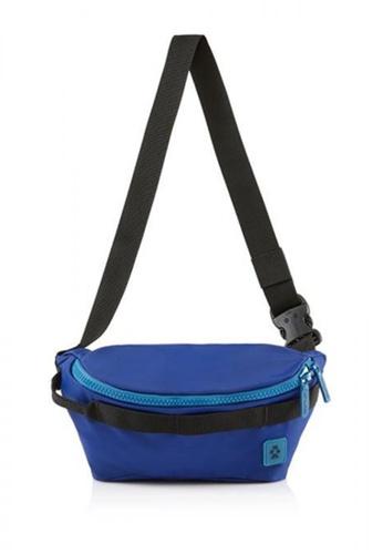 CRUMPLER blue Cog Bag B144AAC73B886DGS_1