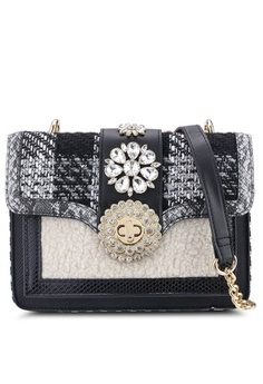 c43f9020f6a8 Psst... we have already received your request. River Island. Jewel Tab Over Crossbody  Bag
