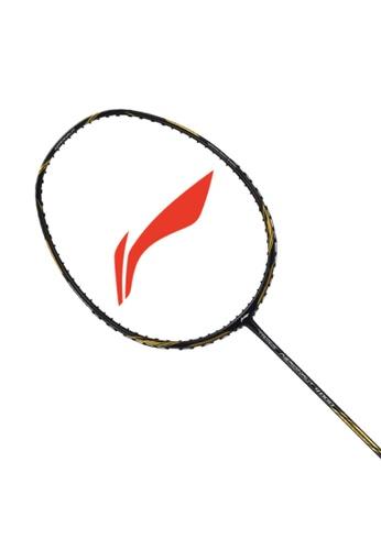 Li-Ning black and gold Li-Ning Aeronaut 4000 Racquet 72B93SEFE50EAAGS_1