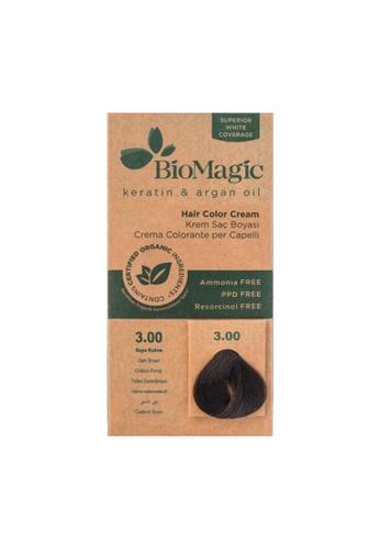 BioMagic BioMagic Organic Hair Color Dark Brown (3.00) 9D692BEED77B69GS_1