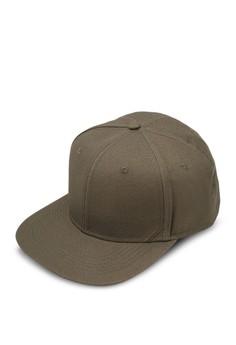 【ZALORA】 Art Snapback 帽