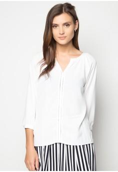 Long Sleeves Boho Shirt