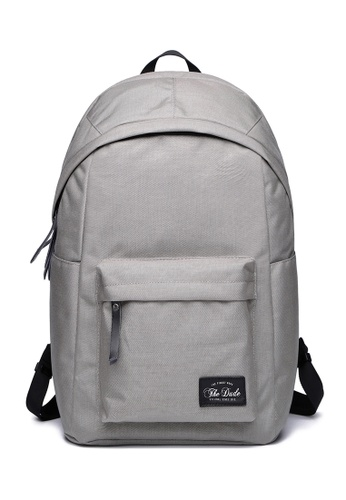 The Dude grey Eagle Backpack TH373AC75EOMHK_1
