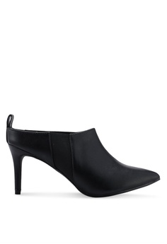 1372555ee Nose black High Heel Pointy Toe Mules 5CA9BSHAB7732EGS 1