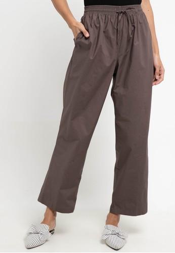 sophistix brown Maira Lounge Pants 6FF30AABBC3572GS_1