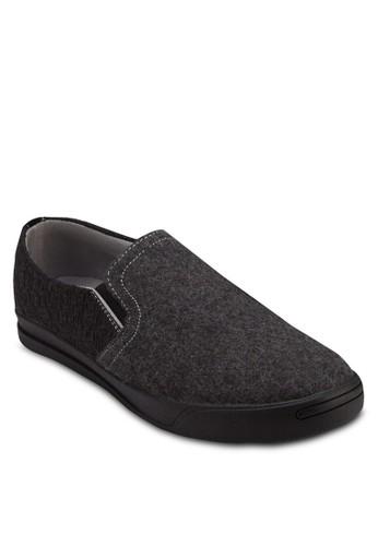 異材質拼接懶esprit暢貨中心人鞋, 鞋, 懶人鞋
