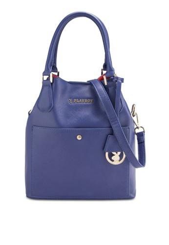 二合一簡約仿皮手提包, esprit服飾包, 手提包