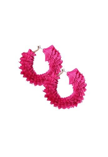 ALDO pink Laremeth Pierced Earring A0BF8AC489F08DGS_1