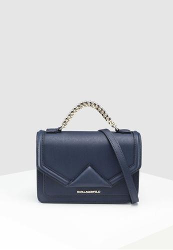 3e2e5a447986 Shop KARL LAGERFELD Klassik Medium Shoulder Bag Online on ZALORA ...