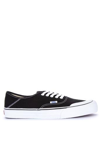 VANS black Authentic SF Sneakers 3C607SH8459EA3GS_1