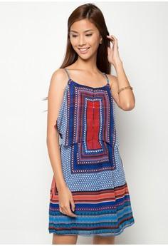 Yara Layered Dress