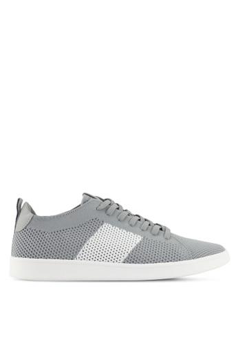ALDO grey Nedeleg Sneakers BA73BSH13AF21FGS_1