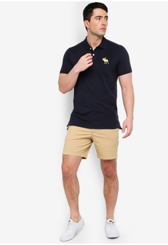 8a4c513908146 35% OFF Abercrombie   Fitch Exploded Polo Shirt RM 312.00 NOW RM 202.90  Sizes XS S M L XL