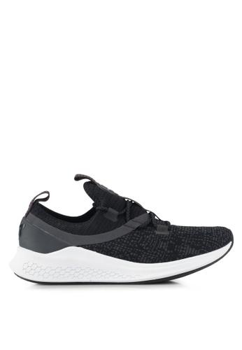 New Balance grey LAZR Fresh Foam Performance Running Shoes NE323SH0SVCNMY_1