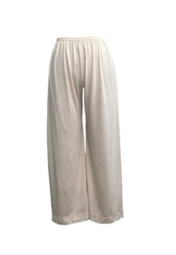 Modernform International beige Petticoat Pants (M926) 987B1AA0FD7B6DGS_1