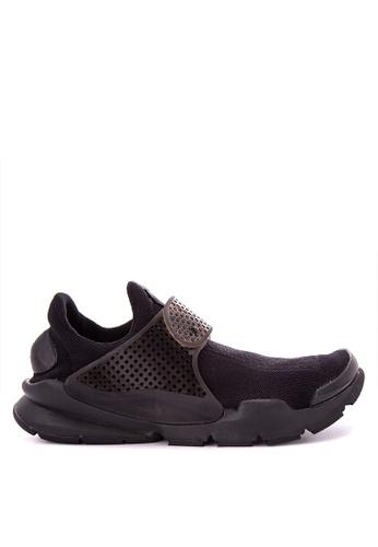 Nike black Nike Sock Dart Men's Shoes NI126SH0K8C4PH_1