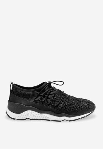 ASH 黑色 Miss Flora - 黑色運動鞋 4084ASH32A5569GS_1