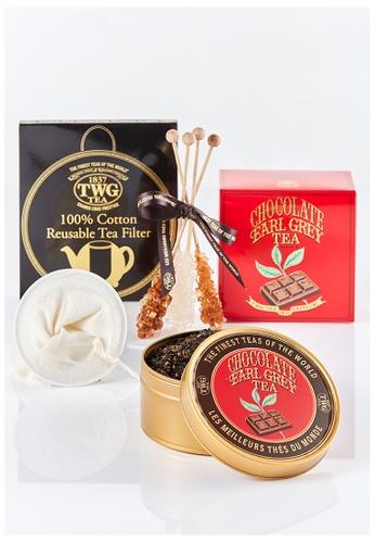 TWG Tea Earl Grey Lovers Packaged (Chocolate Earl Grey) 455A6ES522FE1FGS_1