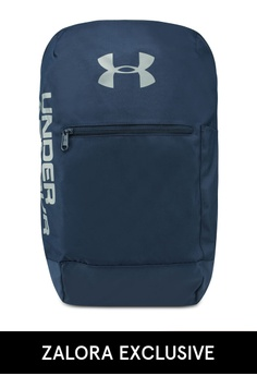d13ce0edf3 Under Armour navy UA Patterson Backpack 0B000AC18CBBA3GS_1