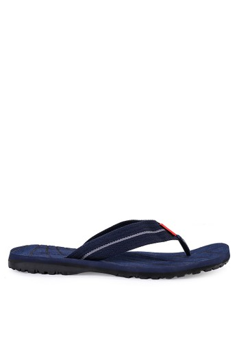 CARVIL multi and navy Carvil Sandal Sponge Man Sikka Black Navy 73617SHBE09CD9GS_1