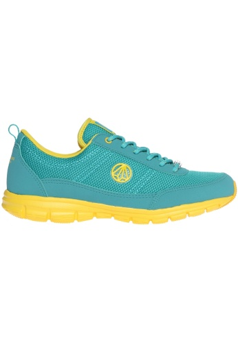 paperplanes green Paperplanes-1201 Super Light Weight Mesh Walking Sneakers Shoes US Women Size PA355SH91PMYSG_1