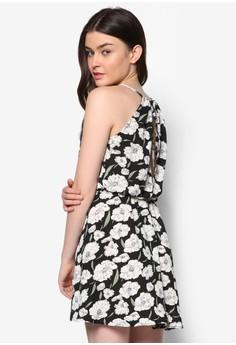 Love Flared Dress With Elasticated Waist