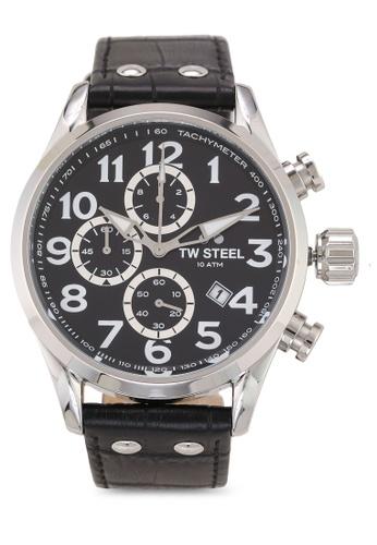 TW Steel black Volante VS54 Watch C6B9FACB6063EEGS_1