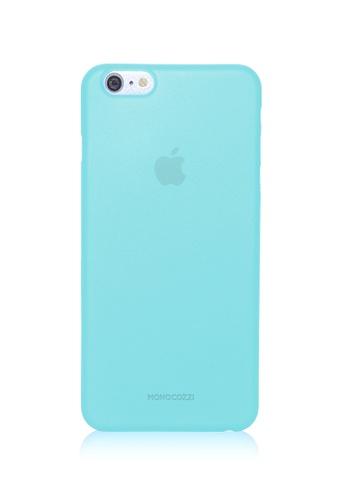 Monocozzi blue Lucid Slim - Ultra Slim Shell Case For iPhone 6s Plus MO983AC41WBEHK_1