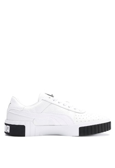Puma white Sportstyle Prime Cali Women s Sneakers ED2A8SH80AAB9CGS 1 a94833baf