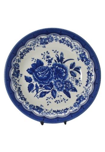 "Claytan Victoria Blue - 10.7"" Dinner Plate ED7EAHL01DE75FGS_1"